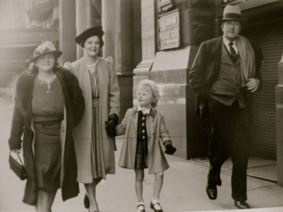 A visit to Sydney c 1938