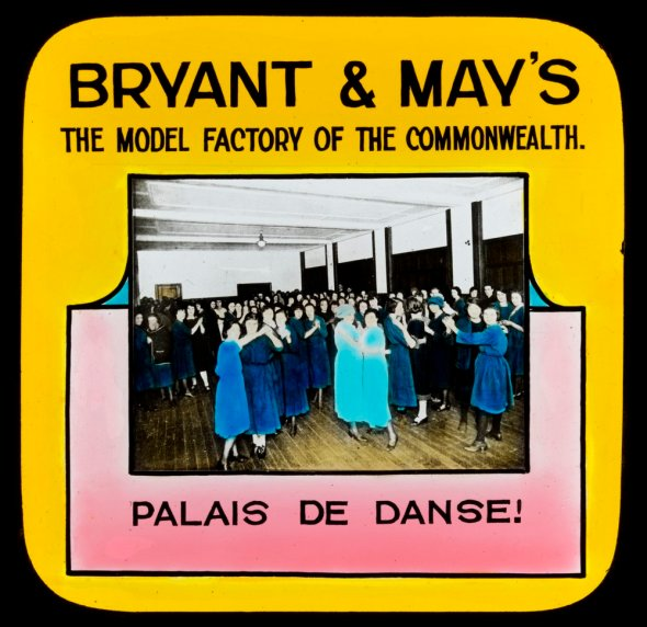 Bryant and May's palais de danse