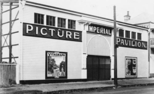 Imperial Picture Pavilion at Lutwyche in the Brisbane Queensland