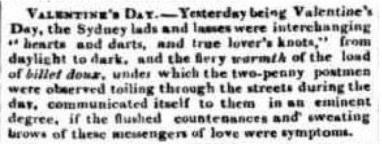 Valentine's Day 1839