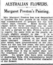 Margaret Preston SMH