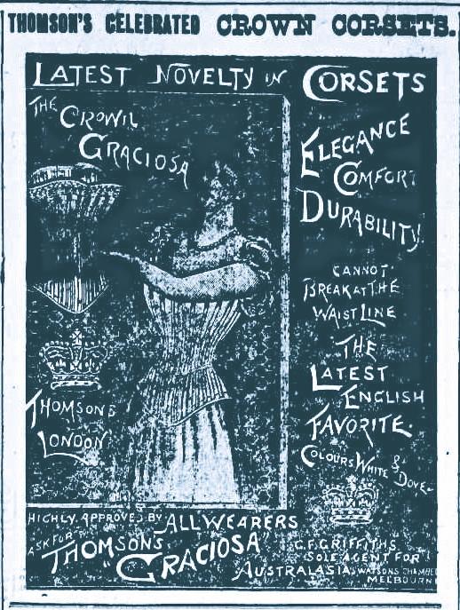 Thomson's corset