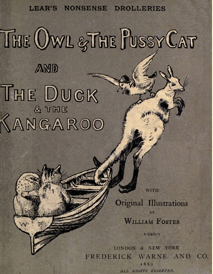 Edward Lear - The Owl and the Pussycat