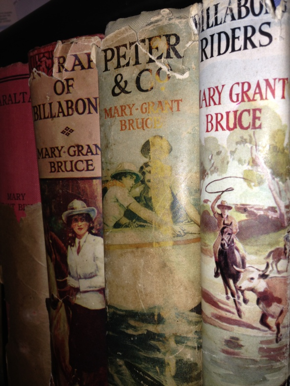 Mary Grant Bruce - children's author