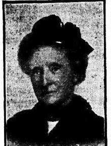 Matilda Susanna Curnow (nee Weiss)
