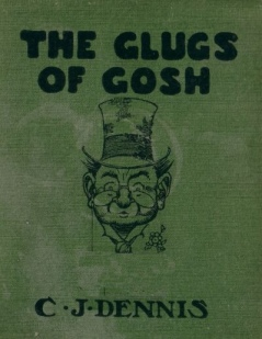 The Glugs of Gosh - book cover