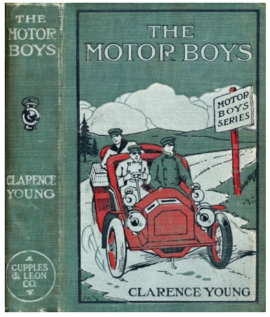 The Motor Boys - Clarence Young