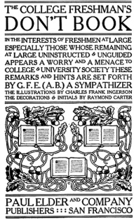 Title page - College Freshman