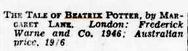 1946 BP biography