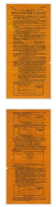 B33 leaflet - Larkin POW