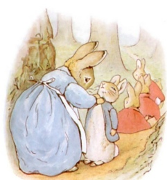 Beatrix Potter Peter Rabbit 1