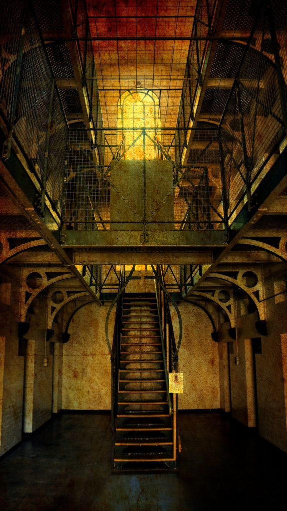 cell block entry