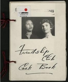 Friendship Club Cookbook 1