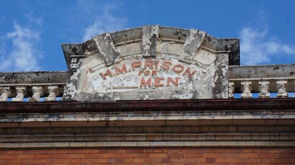 HM Prison for ..men