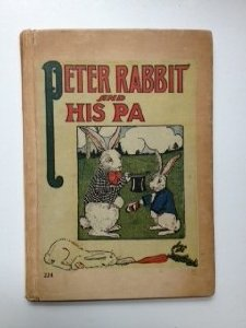 Peter Rabbit and his Pa