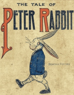 VA - front cover Peter Rabbit