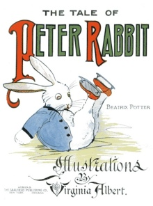 VA - title page Peter Rabbit