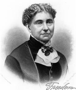 Amelia Bloomer image via pbs.org