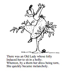 Book of Nonsense 1846 - Edward Lear
